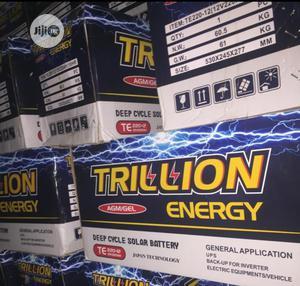 Trillion Energy 200ah 12v Battery | Solar Energy for sale in Lagos State, Ojo