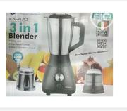 Kinelco Stainless Electric Blender and Mill | Kitchen Appliances for sale in Lagos State, Lagos Island