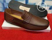 Quality Men's Clarks Designers Loafer Shoes in Brown | Shoes for sale in Lagos State, Victoria Island