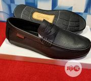 Quality Men's Clarks Designers Loafer Shoes in Black | Shoes for sale in Lagos State, Victoria Island