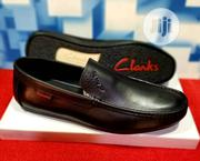 Quality Men's Clarks Designers Loafer Shoe in Black | Shoes for sale in Lagos State, Lekki Phase 1