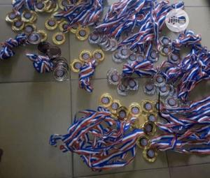 Sport Medal( Gold, Silver, Bronze)   Arts & Crafts for sale in Lagos State, Victoria Island
