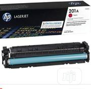 Original Hp Printer Toner Laserjet 201a Magenta   Accessories & Supplies for Electronics for sale in Abuja (FCT) State, Abaji