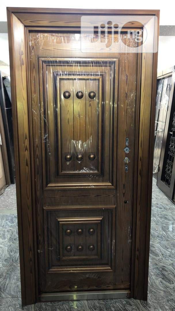 Archive: 3ft Copper Door
