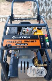Original 10hp 3600PSI LUTIAN DIESEL Pressure Washer | Garden for sale in Lagos State, Ilupeju