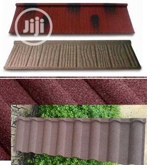 Shingle 0.55 Gerard Stone Coated Roofing Sheets | Building Materials for sale in Lagos State, Agege