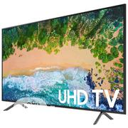 Samsung Flat 50inches 4K Uhd Smart TV | TV & DVD Equipment for sale in Lagos State, Ojo