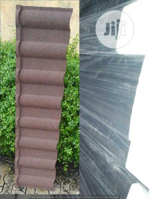 0.55 Gerard Stone Coated Roofing Sheets Classic   Building Materials for sale in Lagos State, Apapa