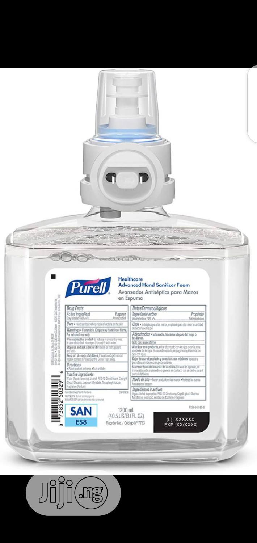 PURELL Hand Sanitizer Foam Refill, Refreshing Fragrance, 1200 Ml Sani
