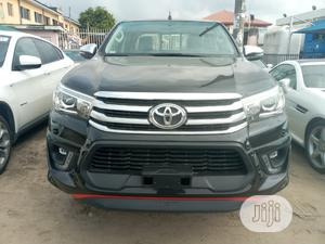 New Toyota Hilux 2019 SR5 4x4 Black   Cars for sale in Lagos State, Amuwo-Odofin