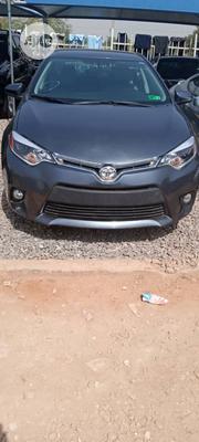Toyota Corolla 2016 Gray | Cars for sale in Abuja (FCT) State, Garki 2
