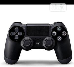 Ps4 Controller Pad-black | Accessories & Supplies for Electronics for sale in Lagos State, Ikeja