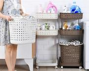 3 Tier Movable Laundry Trolley | Home Accessories for sale in Lagos State, Surulere