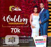 Wedding Videography For As Low As | Photography & Video Services for sale in Abuja (FCT) State, Gwarinpa