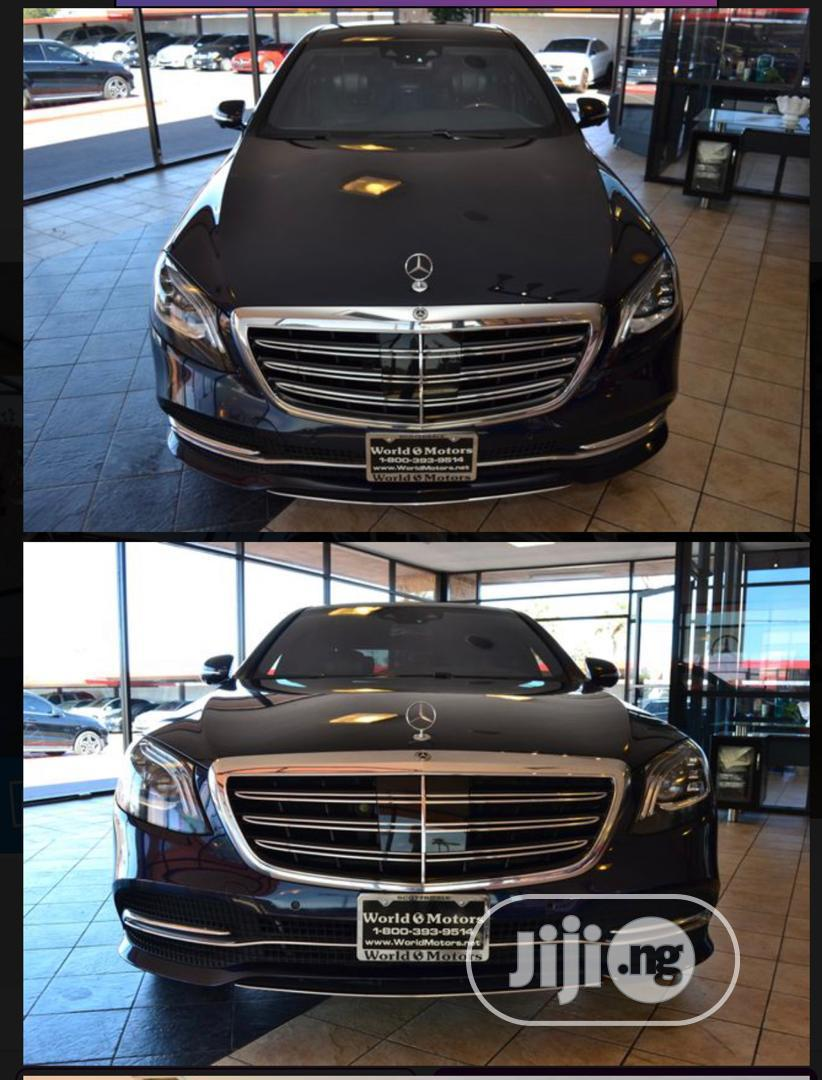 New Mercedes-Benz S Class 2018 Blue | Cars for sale in Victoria Island, Lagos State, Nigeria