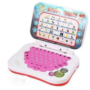 Kid's Mini Laptop With Mouses - Pink | Toys for sale in Lagos State