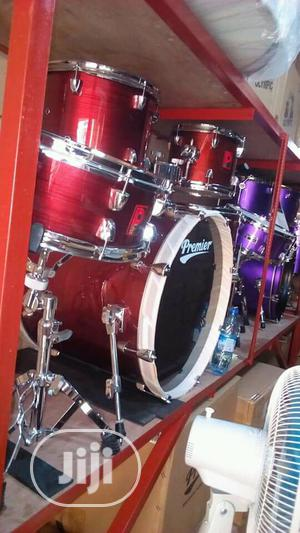 Premier 5piece Drumset High Quality   Musical Instruments & Gear for sale in Lagos State, Ojo