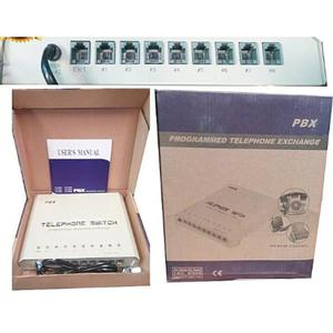 8 Extension PABX Programmed Telephone Exchange Switch   Networking Products for sale in Lagos State, Ojo