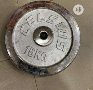 Weight Plate ( 15kg) | Sports Equipment for sale in Lagos State, Ikoyi
