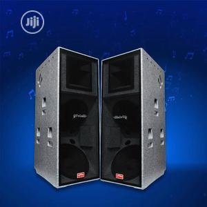 Yorkvil Professional Double Speaker | Audio & Music Equipment for sale in Lagos State, Ojo