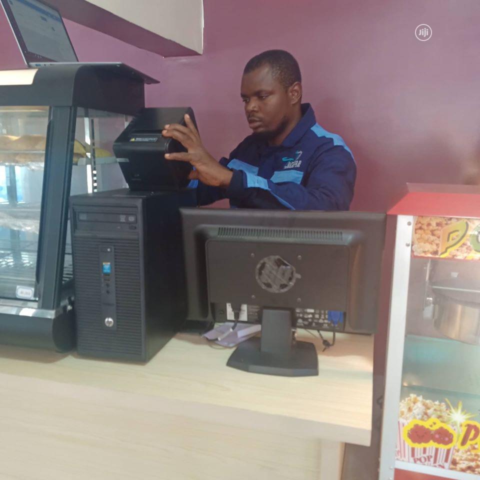 Retail POS Terminal