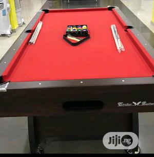 Foreign Snooker Board With Complete Accessories | Sports Equipment for sale in Lagos State, Ikotun/Igando