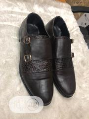 Double Monk Leather Shoe | Shoes for sale in Lagos State, Mushin