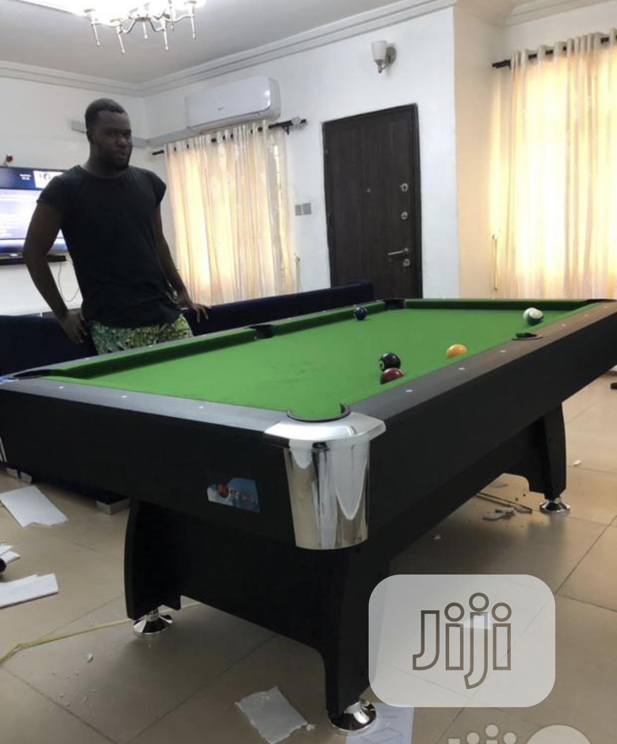 7ft Snooker Table With Complete Accessories