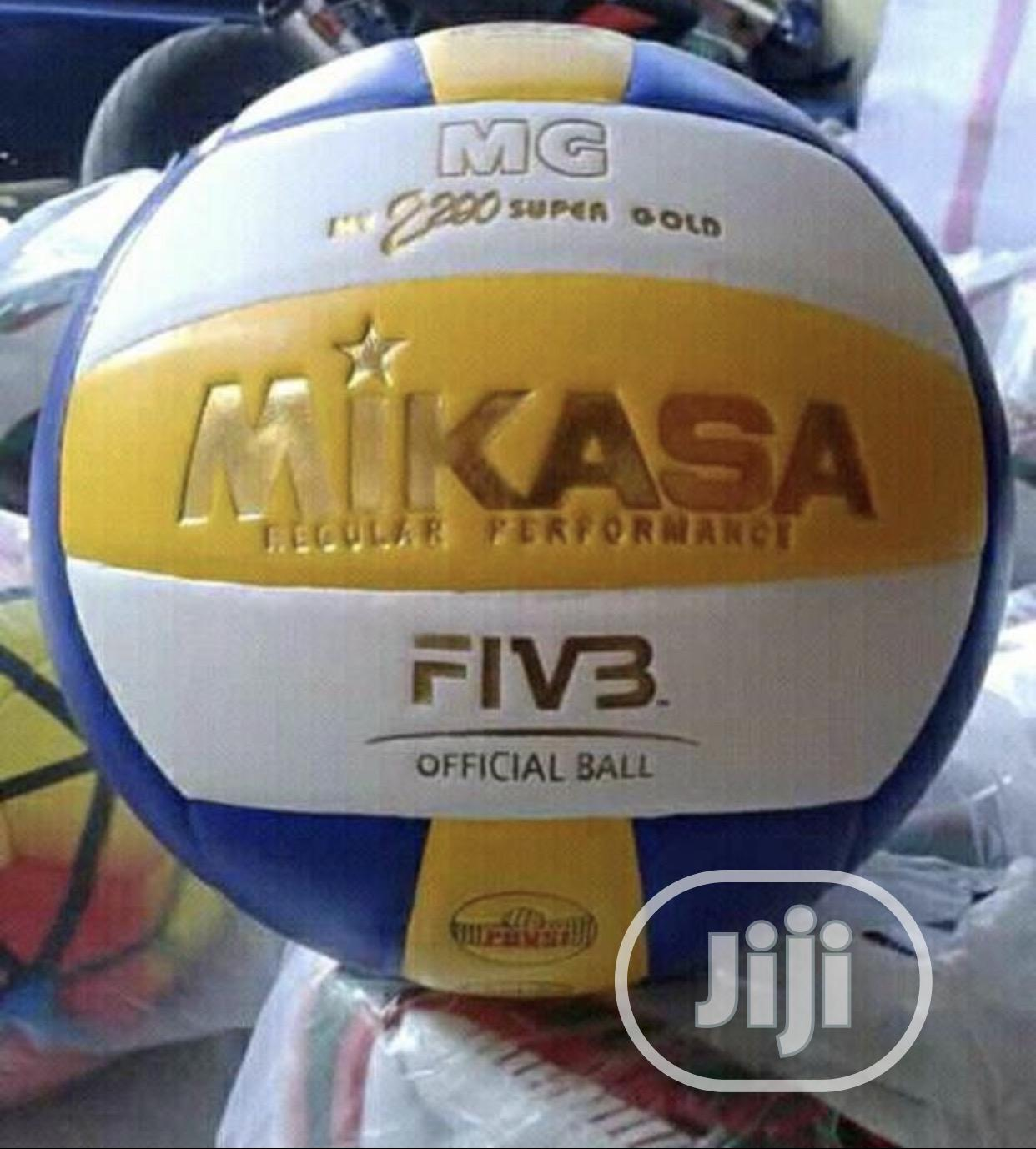 Quality Mikasa Volleyball