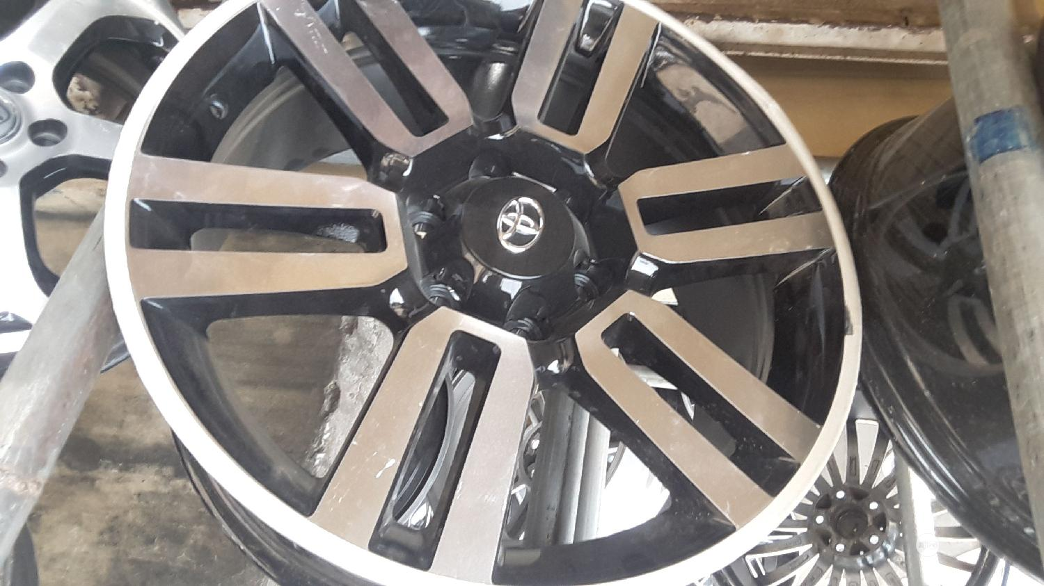 Brand New 20inch Rim for 4runner