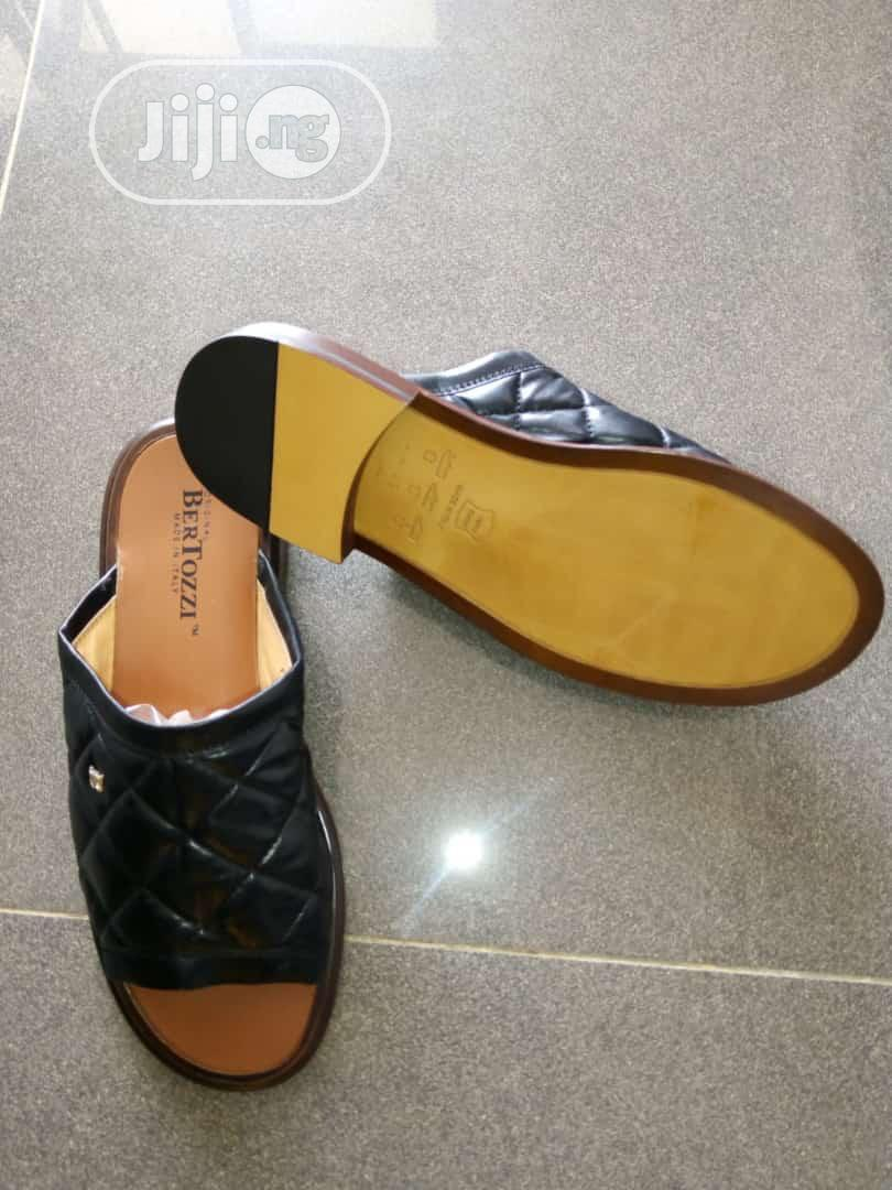 Italian Bertozzi Designers Slippers | Shoes for sale in Lagos Island, Lagos State, Nigeria