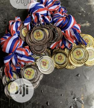 Award Medal Gold Silver Bronze | Arts & Crafts for sale in Lagos State, Badagry