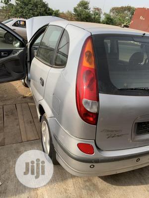 Nissan Almera 2004 Tino Silver | Cars for sale in Oyo State, Ibadan