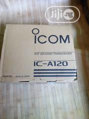 Original ICOM IC - A120 Air Band VHF Radio, Used As Mobile | Audio & Music Equipment for sale in Lagos State, Magodo