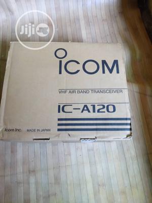 Original ICOM IC - A120 Air Band VHF Radio, Used As Mobile