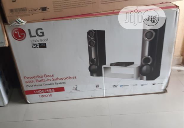 Super Quality 1000w LG Home Theater System