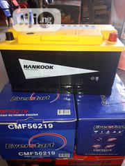 12v 100ah Hankook Battery | Vehicle Parts & Accessories for sale in Lagos State, Amuwo-Odofin