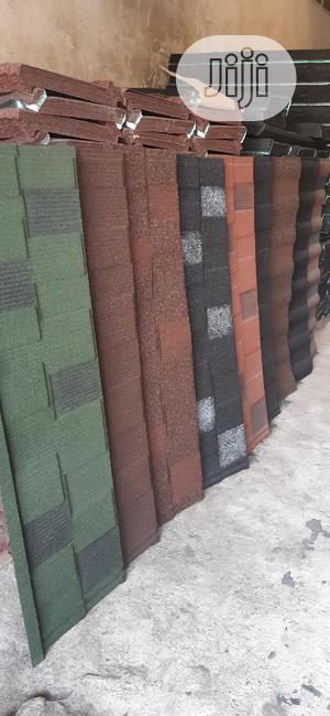 Original Newzealand Stone Coated Sheets | Building Materials for sale in Lagos State, Amuwo-Odofin