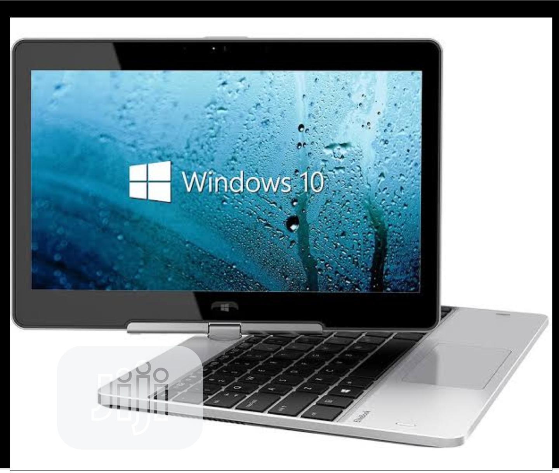 Laptop HP EliteBook Revolve 810 G1 4GB Intel Core i5 SSD 128GB | Laptops & Computers for sale in Mararaba, Abuja (FCT) State, Nigeria