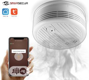 Wifi Smoke And Heat Detector Alarm System | Safetywear & Equipment for sale in Abuja (FCT) State, Gwarinpa
