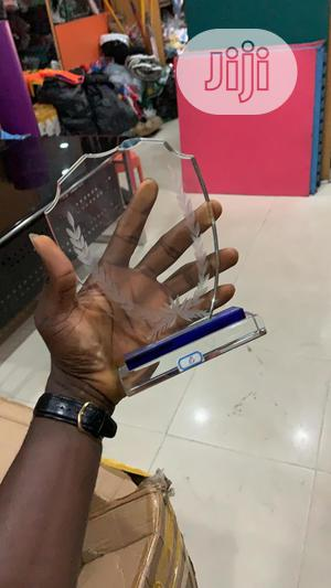 Crystal Award Plaque   Arts & Crafts for sale in Lagos State, Lagos Island (Eko)