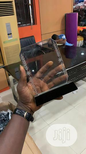 Crystal Award   Arts & Crafts for sale in Lagos State, Ilupeju