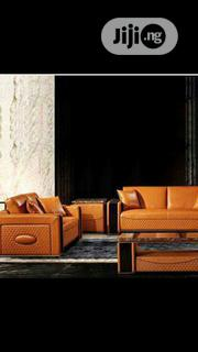 Imported Leather Sofa for Sale   Furniture for sale in Lagos State, Ikeja