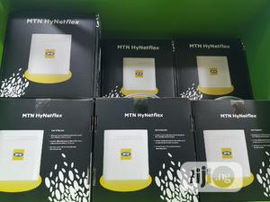 Mtn Hynetflex 4G Router Wifi + Free 120gb Bonus Data | Networking Products for sale in Lagos State, Ikeja