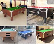 Coin Snooker With Marble Top | Furniture for sale in Lagos State, Surulere
