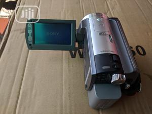 Sony Camcorder 60gb Memory Capacity 800x Optical Zoom.   Photo & Video Cameras for sale in Lagos State, Ikeja