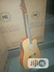 Semi Acoustic Box Guiter | Musical Instruments & Gear for sale in Lagos State, Ojo