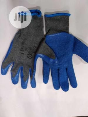 A Pair Coated Hand Gloves   Safetywear & Equipment for sale in Lagos State, Lagos Island (Eko)