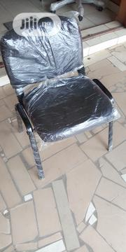 4 Leg Office Visitors Chair | Furniture for sale in Lagos State, Ikeja