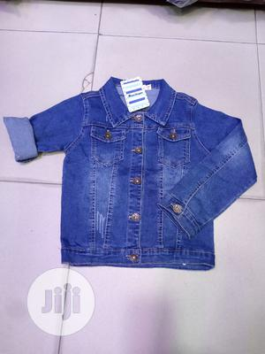 Kids Jeans Jackets | Children's Clothing for sale in Lagos State, Lagos Island (Eko)
